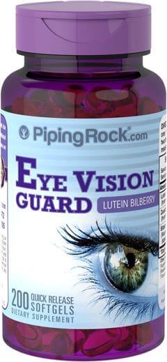 Eye Nutrients Supplements