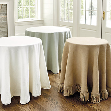 Party Tables & Tablecloths