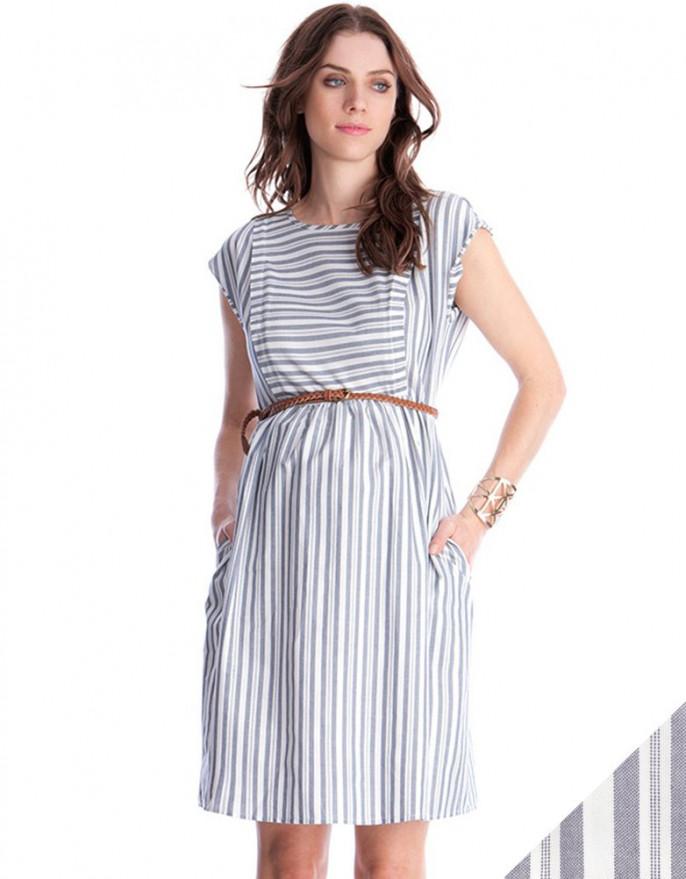 Maternity Silk Dresses