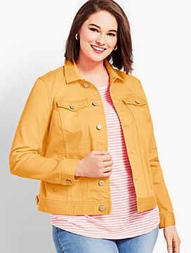 Women's Plus Jackets and Outerwear