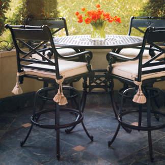 BAR STOOLS & TABLES