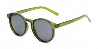 Men's Round Sunglasses