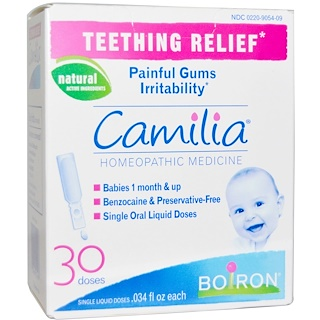 Baby Teething Items