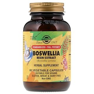 Boswellia Items