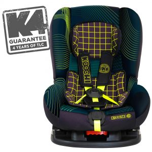 Car Seats - 9 Months to 4 Years (9-18Kg)