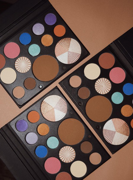 Contouring items