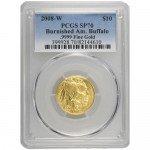 Gold American Buffalo Coins