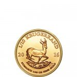 Gold South African Krugerrands