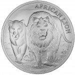 Silver Congo Coins