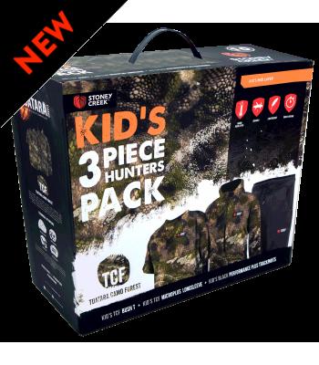 Kid's hunting series