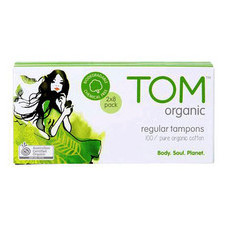 Organic Tampons, Menstrual Cups & Liners