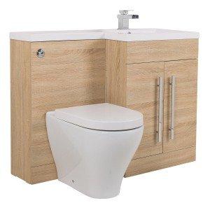 Combination Toilet & Basin Units
