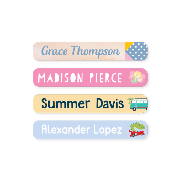 LABELS FOR BABY