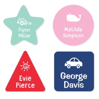LABELS FOR DAYCARE