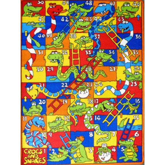 Activity Play Mats Educational Rugs