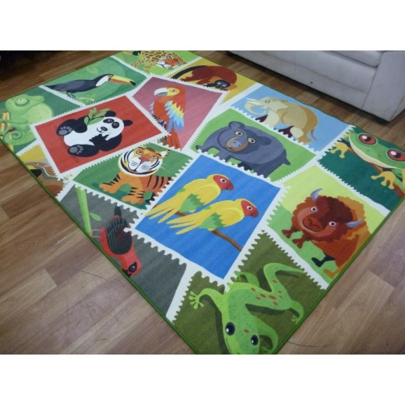 Boys Girls Playmat Rugs