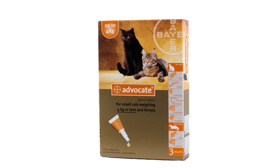 Advantage Multi for Cats & Kittens