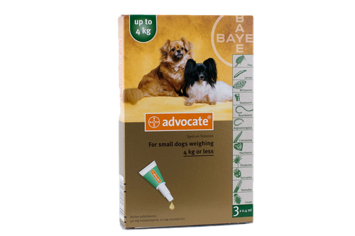 Advantage Multi for Dogs & Puppies