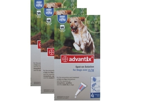 Advantix for Dogs & Puppies