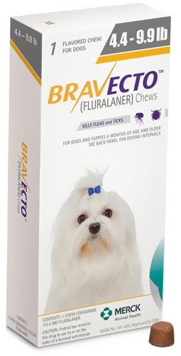 Bravecto for Dogs & Puppies