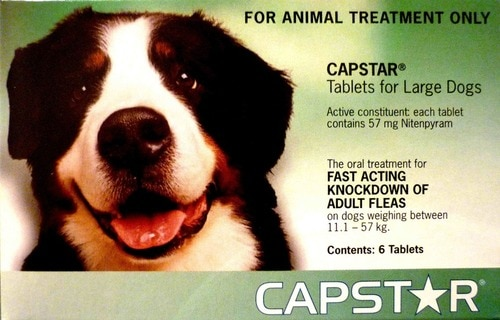 Capstar for Dogs & Puppies