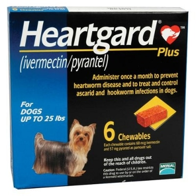 Heartgard Plus for Dogs & Puppies