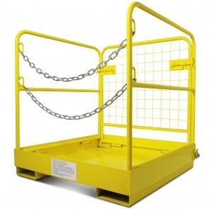 Platform Safety Cage