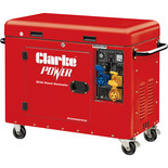 Heavy Duty Diesel Driven Generators
