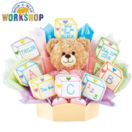BABY'S GIFT BASKETS