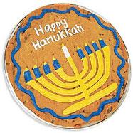 HANUKKAH COOKIE GIFT BASKETS