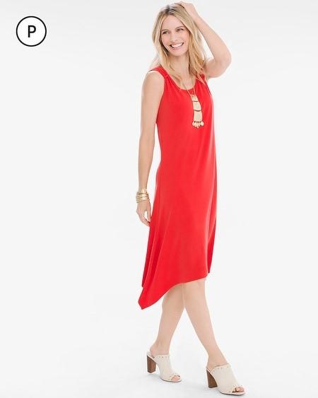 Petite Dresses & Skirts