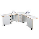 Pneumatic Lift Sewing Cabinets