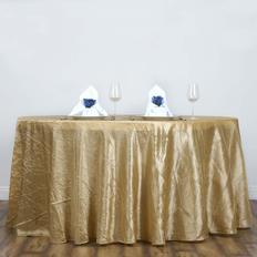 Flocking Round Tablecloths
