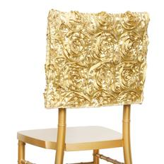 Grandiose Rosette Chair Caps
