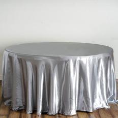 Satin Banquet Tablecloths