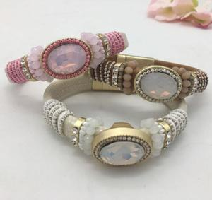 Hand-Stamped Bracelet