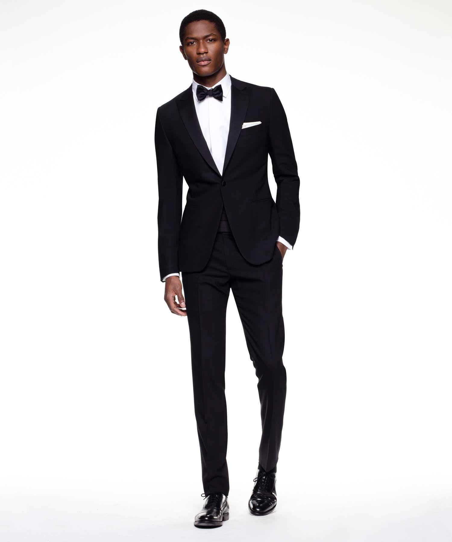 Tailored tuxedos