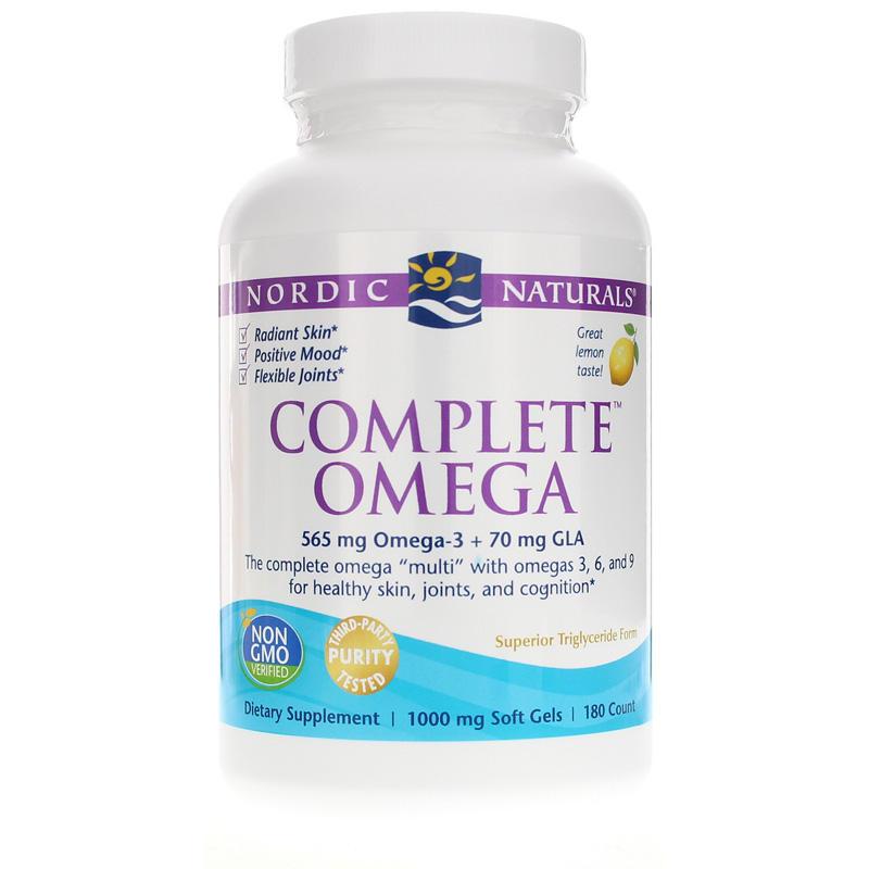 Omega 3-6-9 items