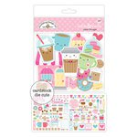 Embellishments for Scrapbooking and Crafting