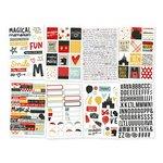 Scrapbook Stickers and Sticker Packs