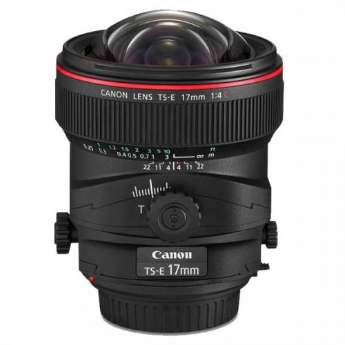 Tilt Shift Lenses