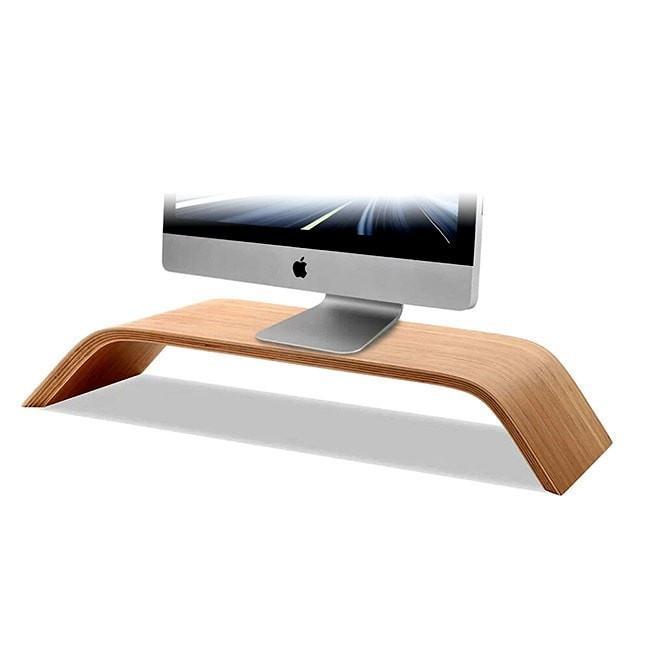 Wooden Desk Stands