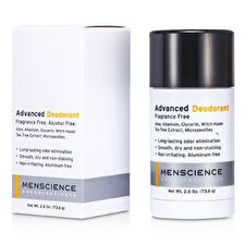 Men's Body Skin Care Items