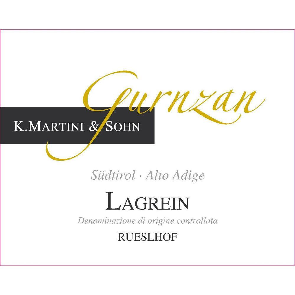 Lagrein Wine