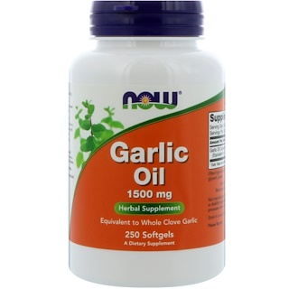 Garlic Items