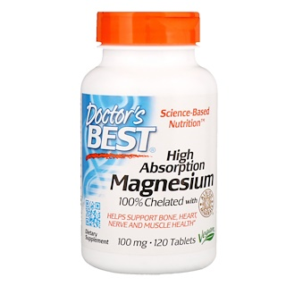Magnesium Items