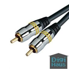 In-Wall Multi-Purpose RCA Cables