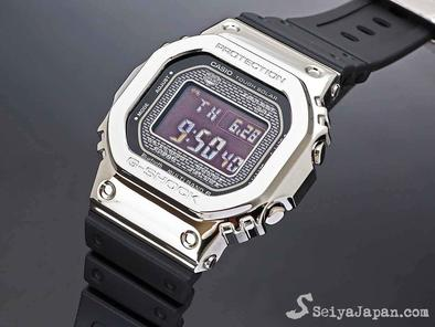 CASIO G-SHOCK ITEMS