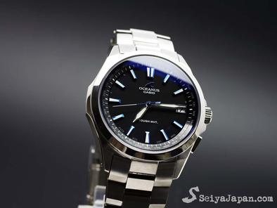 CASIO OCEANUS ITEMS