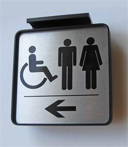 Restroom Signs & Bathroom Signs